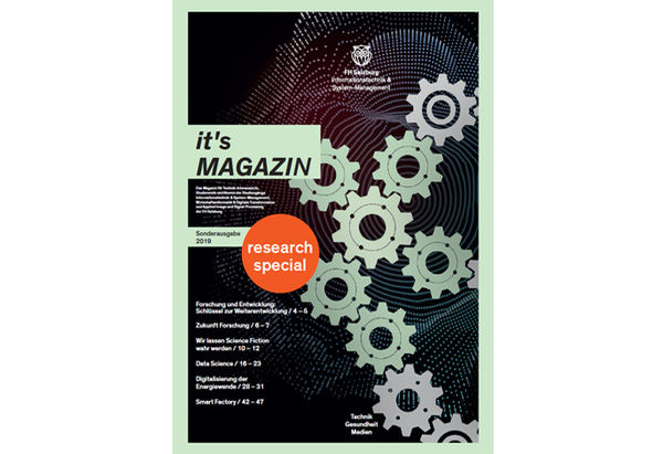 it's MAGAZIN research special